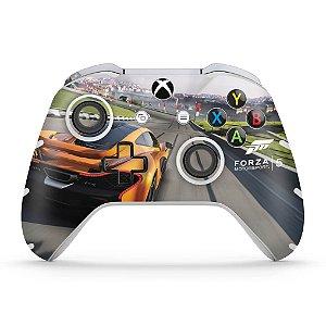 Skin Xbox One Slim X Controle - Forza Motor Sport