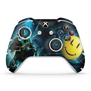 Skin Xbox One Slim X Controle - Watchmen