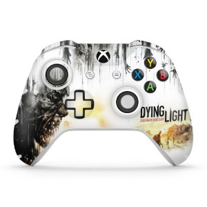 Skin Xbox One Slim X Controle - Dying Light