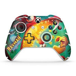 Skin Xbox One Slim X Controle - Rayman Legends