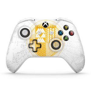 Skin Xbox One Slim X Controle - Destiny Limited Edition