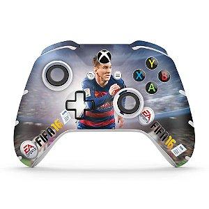Skin Xbox One Slim X Controle - FIFA 16