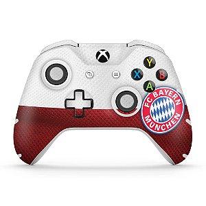 Skin Xbox One Slim X Controle - Bayern de Munique