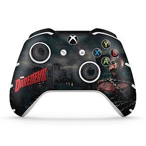 Skin Xbox One Slim X Controle - Daredevil Demolidor