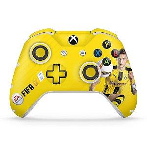 Skin Xbox One Slim X Controle - FIFA 17