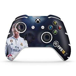 Skin Xbox One Slim X Controle - FIFA 18