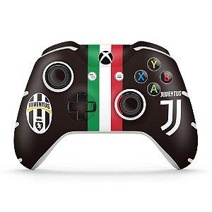 Skin Xbox One Slim X Controle - Juventus Football Club