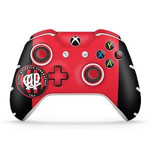 Skin Xbox One Slim X Controle - Atlético Paranaense CAP