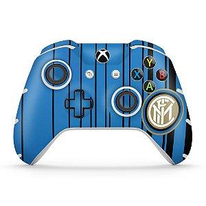Skin Xbox One Slim X Controle - Inter De Milao FC