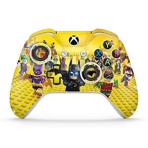 Skin Xbox One Slim X Controle - Lego Batman