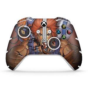 Skin Xbox One Slim X Controle - Thundercats