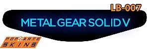 PS4 Light Bar - Metal Gear Solid V