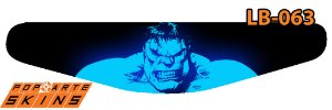 PS4 Light Bar - Hulk