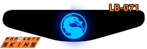 PS4 Light Bar - Mortal Kombat X