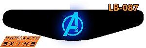 PS4 Light Bar - Avengers - Age Of Ultron