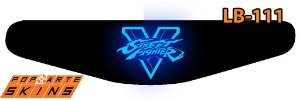 PS4 Light Bar - Street Fighter V