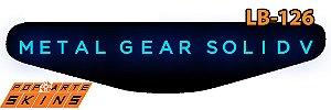 PS4 Light Bar - Metal Gear Solid 5: The Phantom Pain