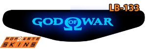 PS4 Light Bar - God Of War #B