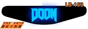 PS4 Light Bar - Doom
