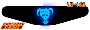 PS4 Light Bar - Esquadrão Suicida #A