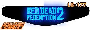 PS4 Light Bar - Red Dead Redemption 2