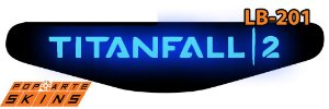 PS4 Light Bar - Titanfall 2 #A