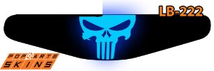 PS4 Light Bar - The Punisher Justiceiro