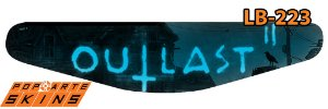 PS4 Light Bar - Outlast 2