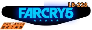 PS4 Light Bar - Far Cry 5