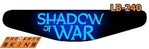 PS4 Light Bar - Shadow Of War