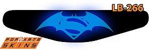 PS4 Light Bar - Batman Vs Superman Logo