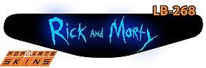 PS4 Light Bar - Rick And Morty