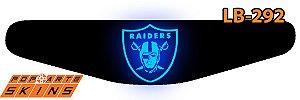 PS4 Light Bar - Oakland Raiders Nfl