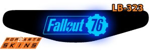 PS4 Ligth Bar - Fallout 76