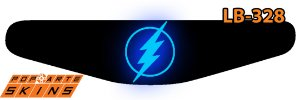 PS4 Light Bar - The Flash Comics