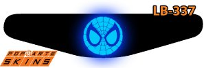 PS4 Light Bar - Homem-Aranha Comics