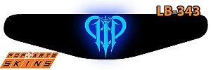 PS4 Light Bar - Kingdom Hearts 3 Iii