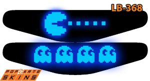 PS4 Light Bar - Pac Man