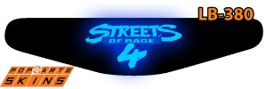 PS4 Light Bar - Streets Of Rage 4
