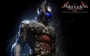 Poster Batman: Arkham Knight #A
