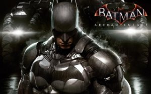 Poster Batman: Arkham Knight #B