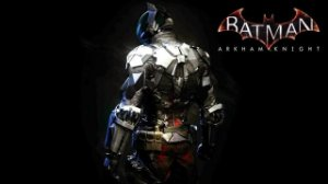Poster Batman: Arkham Knight #C