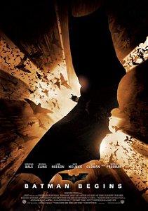 Poster Batman Begins #4