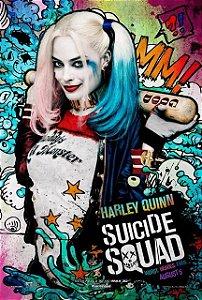 Poster Esquadrão Suicida #B