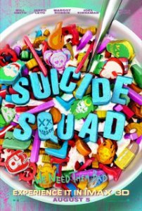 Poster Esquadrão Suicida #G