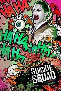 Poster Esquadrão Suicida #H