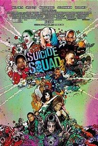Poster Esquadrão Suicida #I