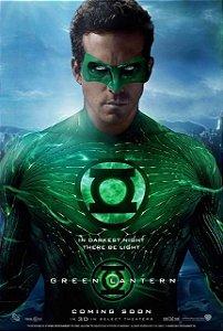 Poster Lanterna Verde #B