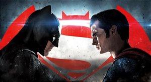 Poster Batman vs Superman: A Origem da Justiça #A