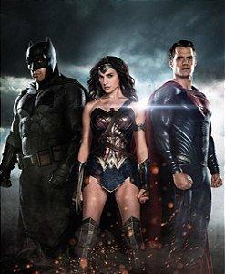 Poster Batman vs Superman: A Origem da Justiça #I